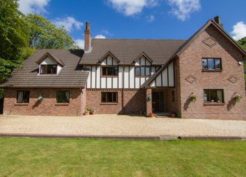 Thumbnail 6 bed detached house for sale in Ty Nant Road, Creigiau, Cardiff