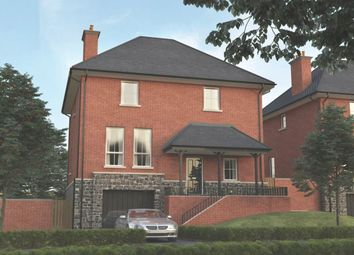 Thumbnail 4 bedroom detached house for sale in Comber Road, Dundonald, Belfast
