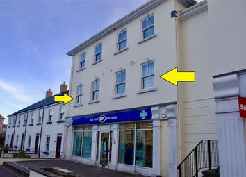 Thumbnail 1 bed flat for sale in Polkyth Parade, Carlyon Road, St Austell