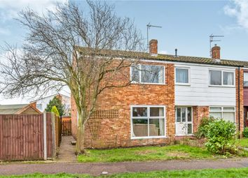 Thumbnail 3 bed end terrace house for sale in Birch Road, Onehouse, Stowmarket