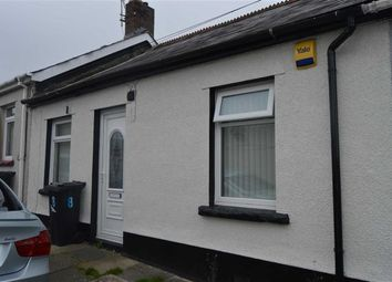 Thumbnail 2 bed terraced bungalow to rent in Alphonso Street, Dowlais, Merthyr Tydfil