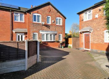 Thumbnail 3 bed end terrace house for sale in Ainsford Road, Withington, Manchester