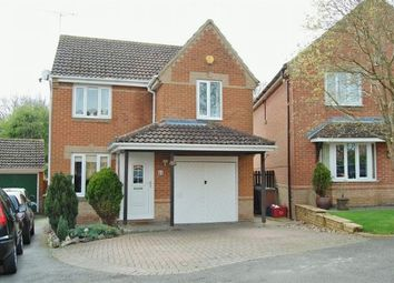 Thumbnail 3 bed detached house for sale in Peartree Close, Ashby Fields, Daventry