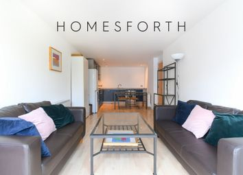 Thumbnail 2 bed flat to rent in Stanton House, Rotherhithe Street, Canada Water