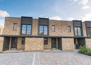 Thumbnail 3 bed terraced house for sale in Woodpecker Way, Trumpington