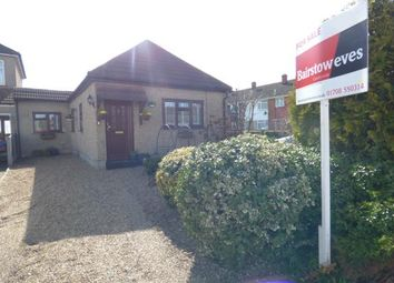 Thumbnail 3 bed bungalow for sale in Rainham, Essex, .