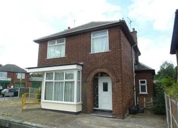 Thumbnail 3 bed detached house for sale in Vale Road, Nottingham, Nottinghamshire