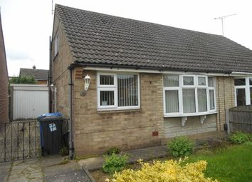 Thumbnail 2 bed bungalow to rent in Longford Close, Allestree, Derby