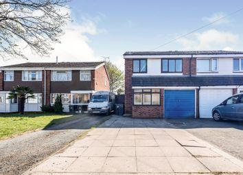 Thumbnail Semi-detached house for sale in Westacre Gardens, Birmingham