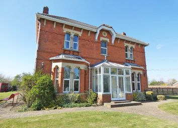 Thumbnail 6 bed detached house for sale in Wishfield House, Chesterfield Road, Chesterfield, Derbyshire