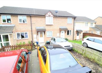 Thumbnail 3 bed terraced house for sale in Drum Way, Heathfield, Newton Abbot