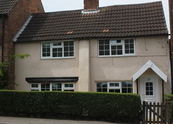 Thumbnail 2 bed cottage for sale in Eldon Street, Newark, Nottinghamshire