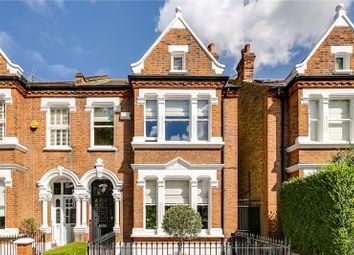 Baronsmead Road, Barnes, London SW13. 6 bed semi-detached house