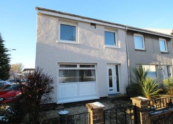 Thumbnail 3 bed end terrace house for sale in Inveresk Street, Greenfield, Glasgow