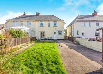Thumbnail 3 bedroom semi-detached house for sale in Leavesley Road, Blackpool