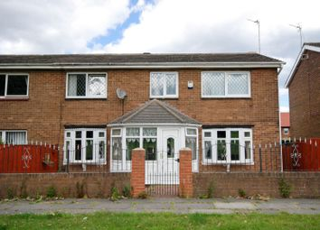 Thumbnail 5 bed semi-detached house for sale in Princetown Terrace, Sunderland