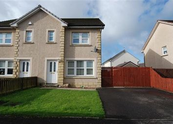 Thumbnail 3 bed semi-detached house for sale in Gilmour Wynd, Stevenston
