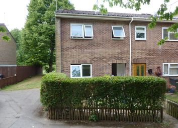 Thumbnail 3 bed end terrace house to rent in Tintagel Close, Andover