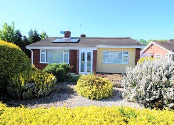 Thumbnail 2 bedroom semi-detached bungalow to rent in Hawkstone Drive, Wem, Shrewsbury
