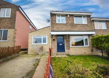 Thumbnail 4 bedroom semi-detached house for sale in 26 Dale View Road, Keighley