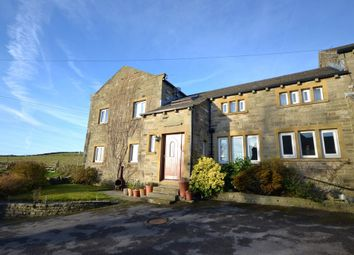 Thumbnail 4 bed barn conversion for sale in Broad Lane, Upperthong, Holmfirth