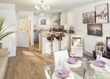 "Thumbnail 3 bed end terrace house for sale in ""Greenwood"" at Bayswater Square, Stafford"