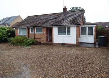 Thumbnail 2 bed bungalow for sale in North Walsham, Norfolk