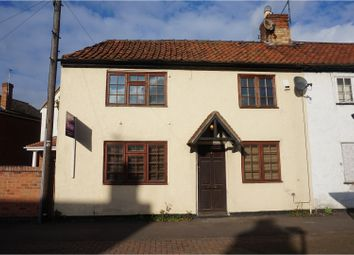 Thumbnail 2 bed cottage for sale in Station Road, Kegworth