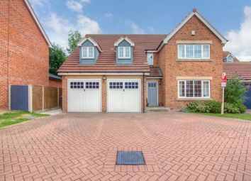Thumbnail 5 bed detached house for sale in Colliery Drive, Killamarsh, Sheffield, Derbyshire