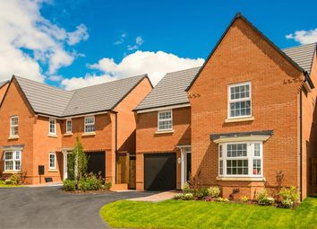 Thumbnail 4 bed detached house for sale in The Drummon, Coppice Meadows, Shifnal
