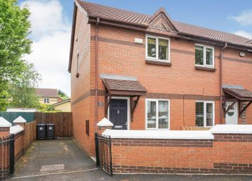 Thumbnail 2 bed end terrace house for sale in Fenton Road, Birmingham