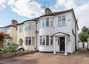 Thumbnail 3 bed semi-detached house for sale in Westland Avenue, Hornchurch