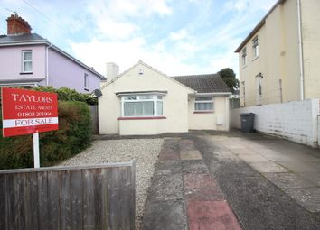 Thumbnail 1 bed detached bungalow for sale in Westhill Avenue, Torquay