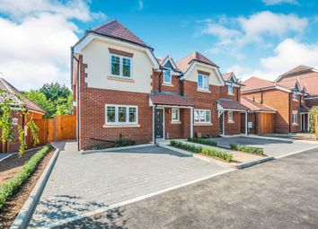 Thumbnail 3 bed semi-detached house for sale in Woodlands Park Road, Maidenhead