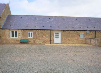 Thumbnail 2 bed cottage to rent in Kirknewton, Wooler