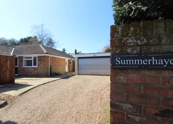 Thumbnail 2 bed detached bungalow for sale in Hill Farm Lane, Chelmondiston, Ipswich, Suffolk
