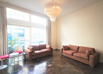 Thumbnail 3 bed mews house to rent in Bourlet Close, London