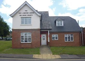 Thumbnail Office for sale in The Cottage, Ordnance Road, North Tidworth, Wiltshire