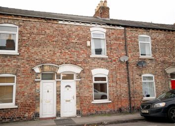 Thumbnail 2 bed terraced house for sale in Newborough Street, York