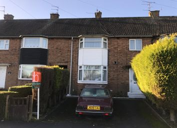 Thumbnail 4 bed terraced house for sale in Hawksmoor Road, Stafford