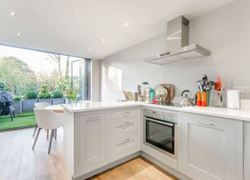 Thumbnail 4 bed flat to rent in Fawe Park Road, Putney