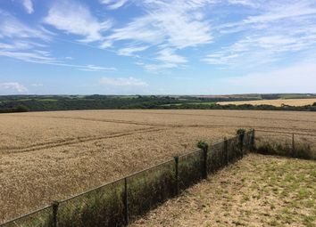 Thumbnail Land for sale in Single Building Plot With Superb Views, Wembury, South Hams