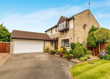 Thumbnail 4 bed detached house for sale in Manor Close, Drighlington, Bradford