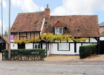 Thumbnail 4 bed detached house for sale in Pangbourne Hill, Pangbourne, Reading