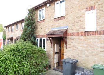 Thumbnail 2 bed end terrace house for sale in Langdyke, Peterborough