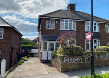 3 bed semi-detached house for sale in Thorpe House Rise, Norton Lees, Sheffield S8