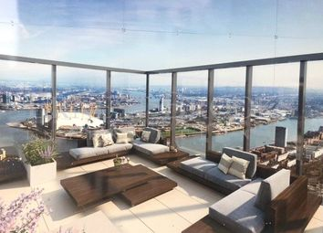 2 bed flat for sale in South Quay Plaza, Canary Wharf E14