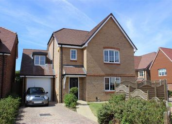 Thumbnail 5 bedroom detached house for sale in Miley Close, Harpenden, Hertfordshire