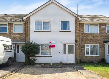 Thumbnail 3 bed terraced house for sale in The Lawns, Sompting, Lancing