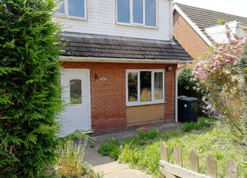 Thumbnail 3 bed semi-detached house for sale in Rolleston Drive, Nottingham, Nottinghamshire